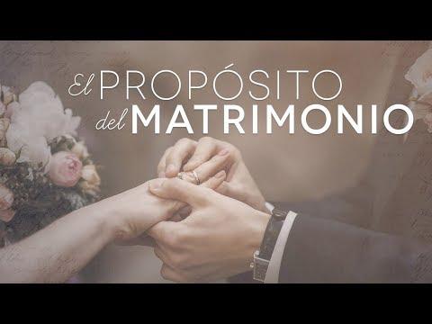 El propósito del matrimonio - Pastor Héctor Salcedo