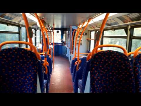 Stagecoach Bedford Transbus Alexander Dennis Trident 18423 AE06GZV Route 40 Bedford To Milton Keynes