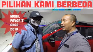 MOBIL FAVORIT DI GIIAS 2018 Feat. OM MOBI | Supported by Solar Gard