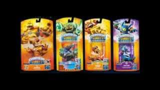 Skylanders Giants Information, Complete Character List, and Store Exclsuives