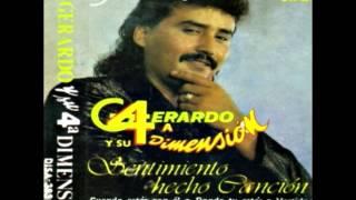 Gerardo Y Su Cuarta Dimension - Vestida De Novia