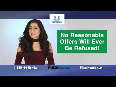 Plaza Honda - CRV December