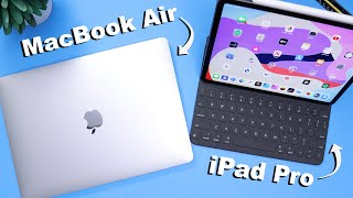 iPad Pro or MacBook Air in 2020? Which Should You Get?