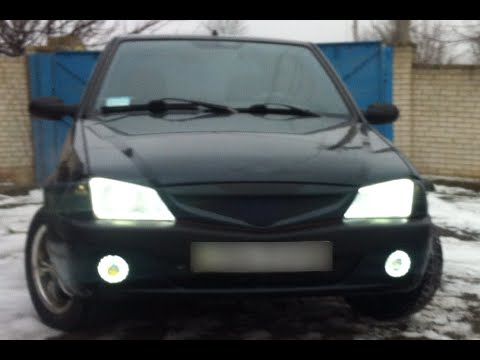 Dacia Ремонт ДВС E7J262. Финиш. Cборка и пуск.