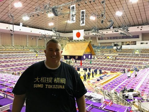 Welcome to the May 2018 Grand Sumo Tournament