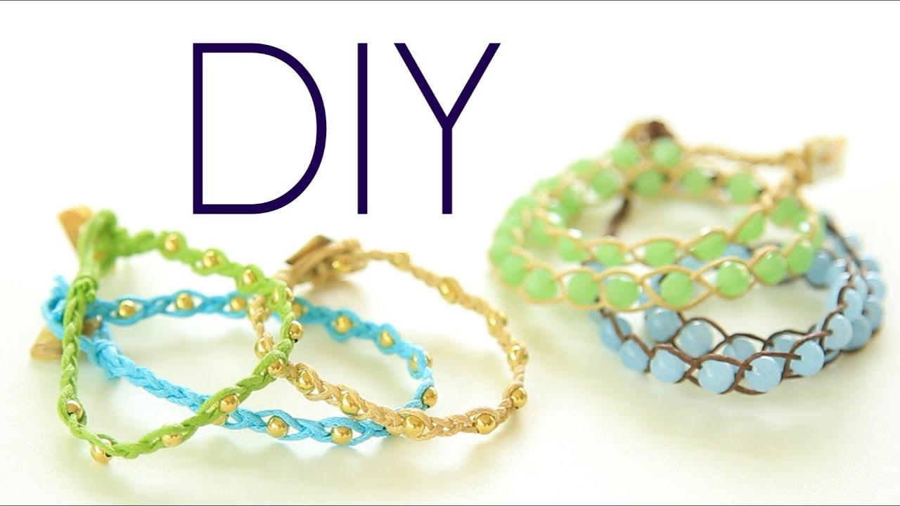 Fashion style Bracelets Boho diy for lady