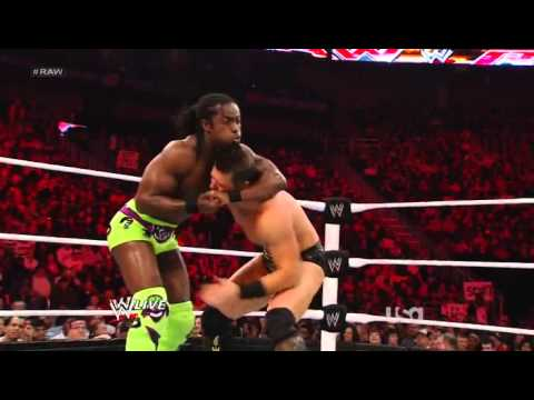 WWE RAW 2012 01 30 January 2012 Full Show! HDTV