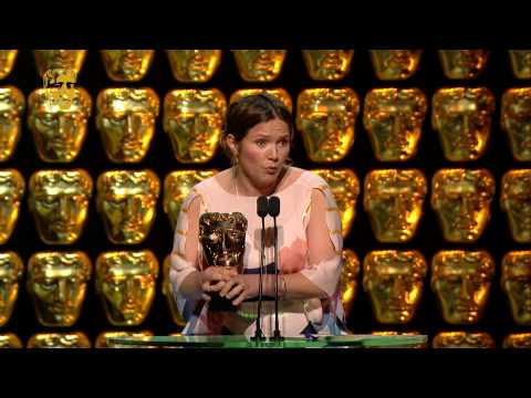 Female in a Comedy at the BAFTA Television Awards in 2015
