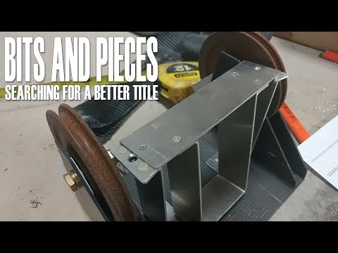 Bits and Pieces - Searching for a better title