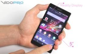 Обзор Sony Xperia ZL (C6503): ну почти флагман