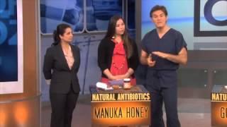 Dr. Oz Explains the Benefits of Manuka Honey :: Plantogen Spa Therapy