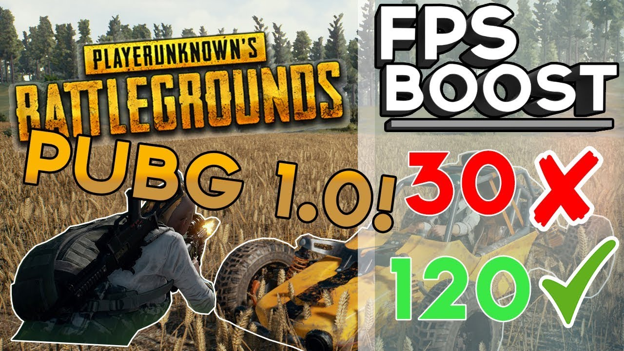 How To Improve In Pubg: How To INCREASE FPS In PUBG 1.0 W
