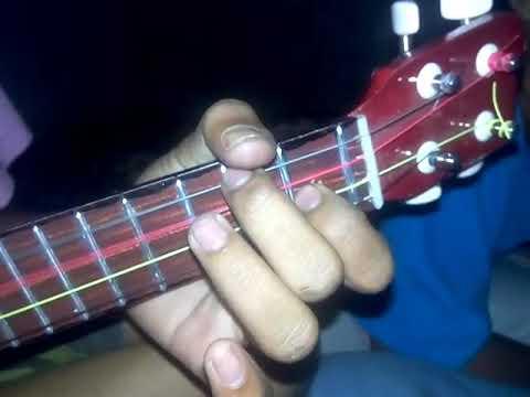 Kegagalan cinta ( cover ukulele )