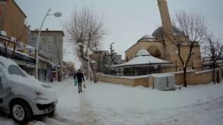 Malkara Yeni Yıla Karla Giriyor