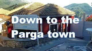 Walk from Valtos Beach to Parga Town