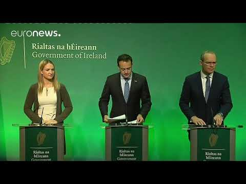 [Watch in full] Irish Government reacts to brexit agreement