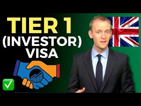 Tier 1 (Investor) Visa🏆- when to invest?👍