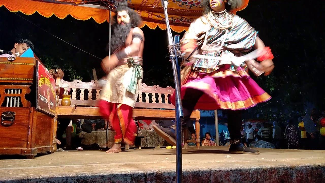 Download Parsekar dashavtar natya mandal vengurla prashant &gauvresh