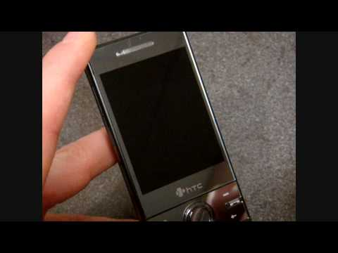 HTC S743 Hardware Tour
