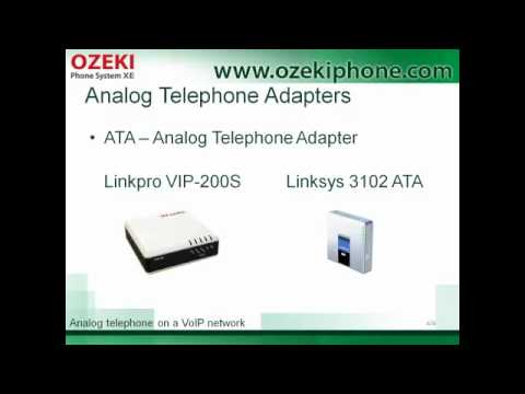 Analog phone on VoIP network, or how can you extend your telecommunication opportunities