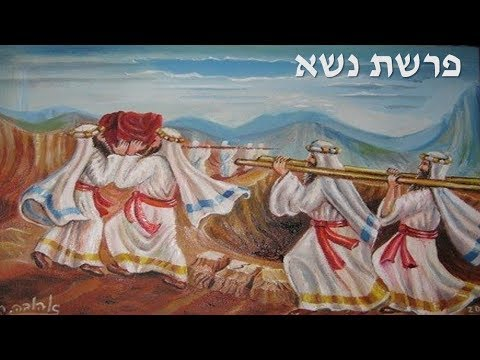 #35 - Torah Parashah Naso (Jobs of the Tribe of Levi and the Priesthood)