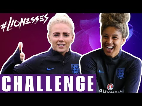 """""""You're a CHEAT!"""" Alex Greenwood v Gabby George 