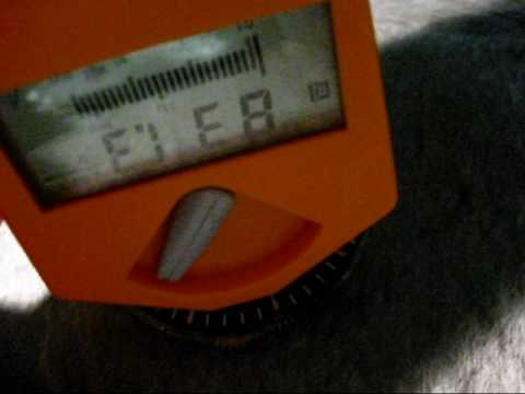3: GAMMA SCOUT geiger counter / dosimeter review - PART THREE - radioactive materials stress test
