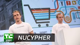 NuCypher makes big data secure | Startup Battlefield Disrupt NY 2017
