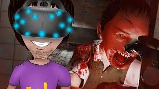 БРЕЙН КУПИЛ HTC VIVE - Mental Asylum VR