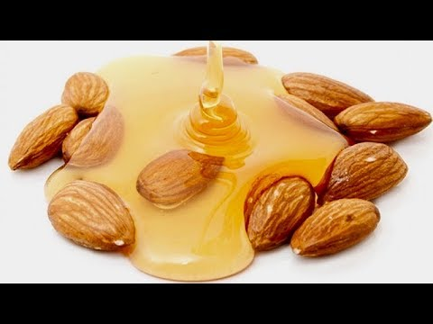 Eat Honey Mixed With Almonds For 7 Days, THIS Will Happen To Your Body