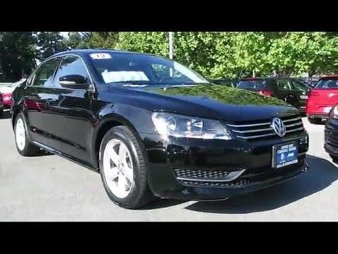 2013 Volkswagen Passat San Jose  Sunnyvale  Hayward  Redwood City  Cupertino