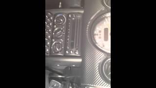 Demontage airbag + tdb + downtube Mini R50/52/53