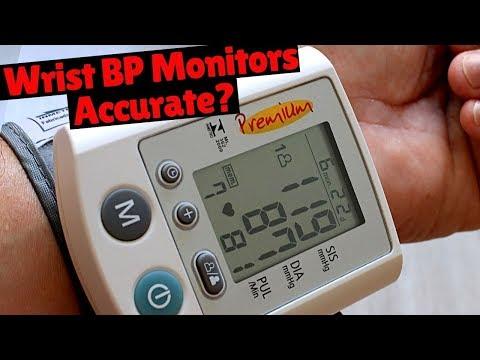 are-wrist-blood-pressure-monitors-accurate?