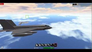 Roblox f35 test flight