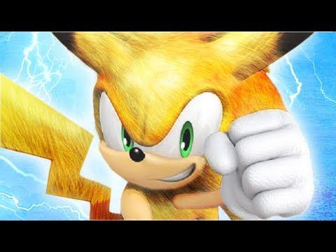 Sonichu Origins (Animated)