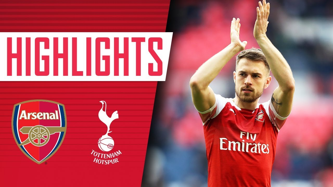 Download Tottenham Hotspur 1-1 Arsenal | Goals and highlights