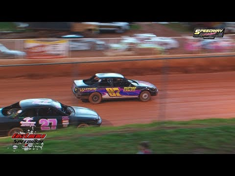 """East Lincoln Speedway """"Powder Puff"""" April 20, 2019"""