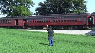 Dan Weldings at Strasburg Railroad July 30, 2017