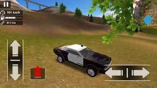 Police Car Offroad #6 by Game Pickle Android GamePlay FHD