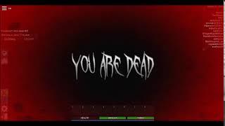 [Roblox] Apocalypse Rising Death Sound