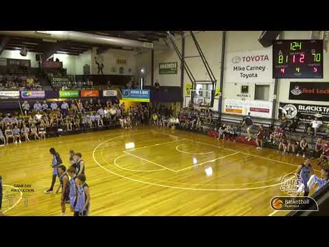 AusChamps U18 - Game 99 - Men Semi Final - Victoria Metro v New South Wales Metro