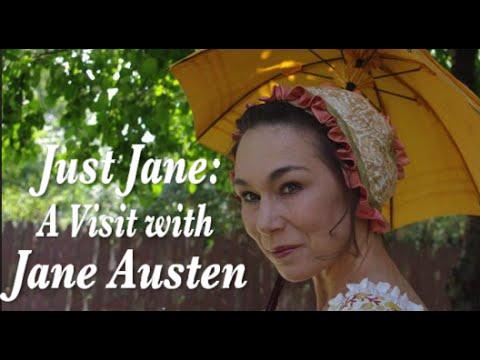 Debra Ann Miller as Jane Austen in Jane Austen Speaks