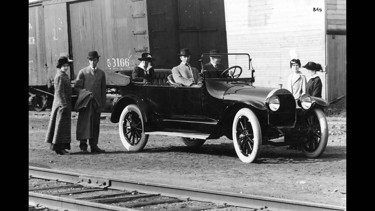 History Of The Kissel Motor Car Company Youtube