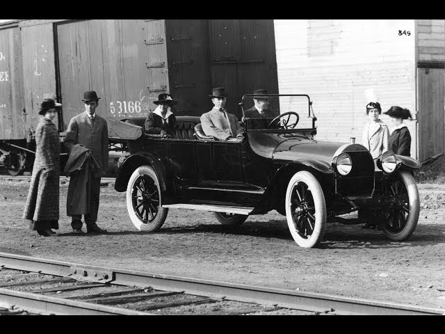 History of the Kissel Motor Car Company