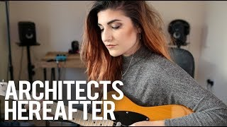 Architects - Hereafter cover | Christina Rotondo