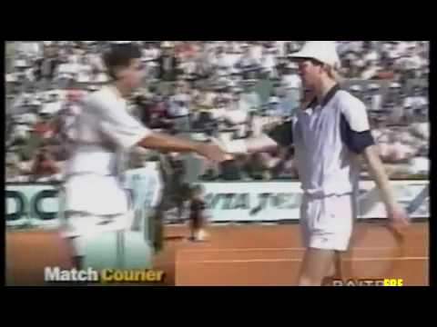 Jim Courier Grand Slam Highlights