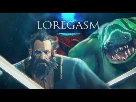 Dota Loregasm: Gem Of The Slithereen Part 1