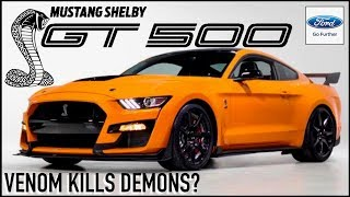 2020 Shelby GT500: NEW SECRETS REVEALED (Everything We Know)