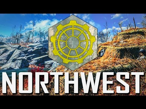 Northwest - Fallout 4 - Curating Curious Curiosities
