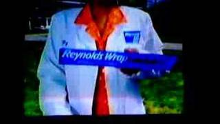 """Reynolds Wrap """"grilling"""" Commercial"""